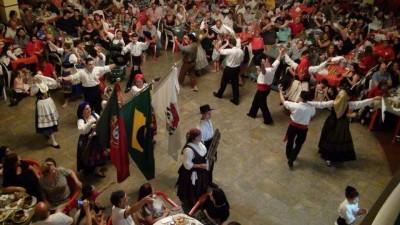 Grupo Folclórico da Portuguesa