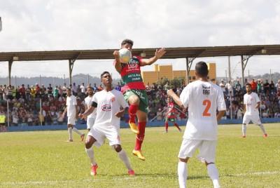 Lusa x Atibaia - Copa SP 2016