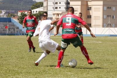 Portuguesa x Atibaia - Copa SP 2016