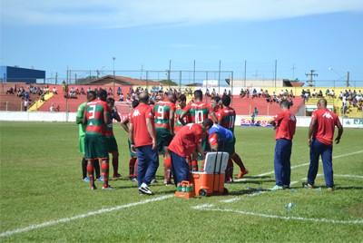 Portuguesa realiza último treino antes de enfrentar o Marília; Confira os relacionados