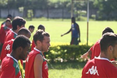 Portuguesa realiza último treino antes de jogo contra o Penapolense